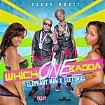 Elephant Man Which One Badda - Single