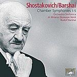 Rudolf Barshai Shostakovich & Barshai: Chamber Symphonies 1-5