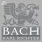 Karl Richter Bach: Advent And Christmas Cantatas