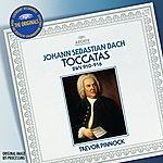 Trevor Pinnock Bach, J.S.: Toccatas Bwv 910-916