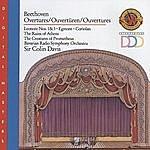 Sir Colin Davis Beethoven Overtures
