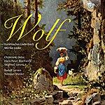 Christiane Oelze Wolf: Italienisches Liederbuch, Mörike-Lieder