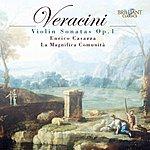 Enrico Casazza Veracini: Violin Sonatas, Op. 1