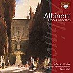 Stefan Schilli Albinoni: Oboe Concertos