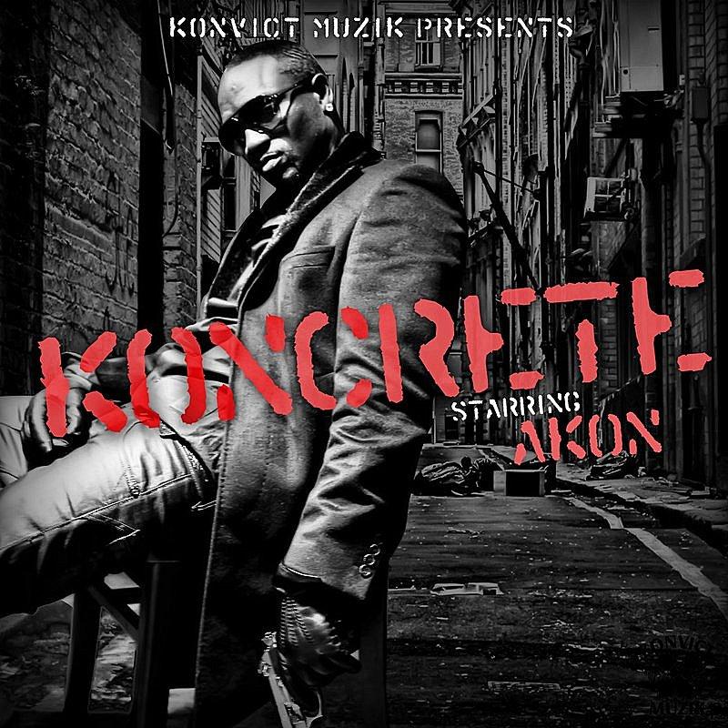 Cover Art: Koncrete Vol. 1
