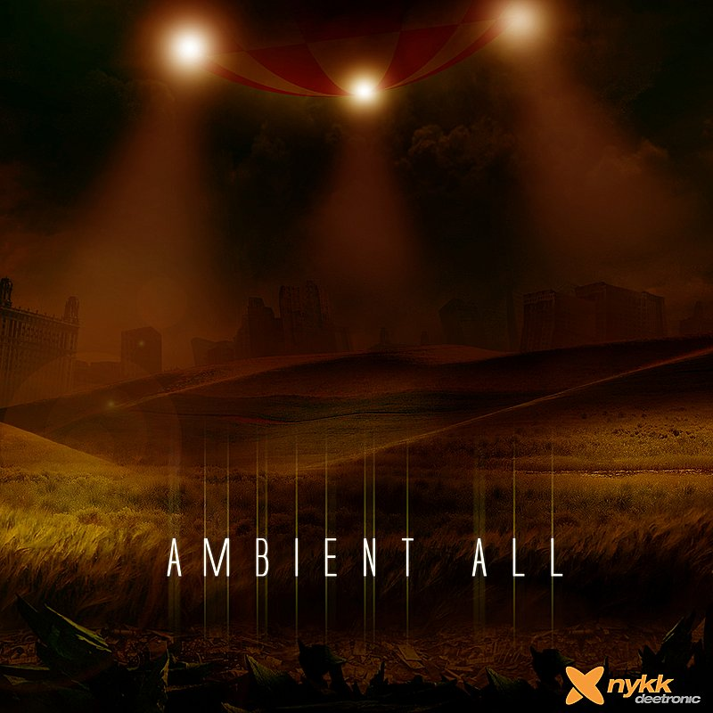 Cover Art: Ambient All