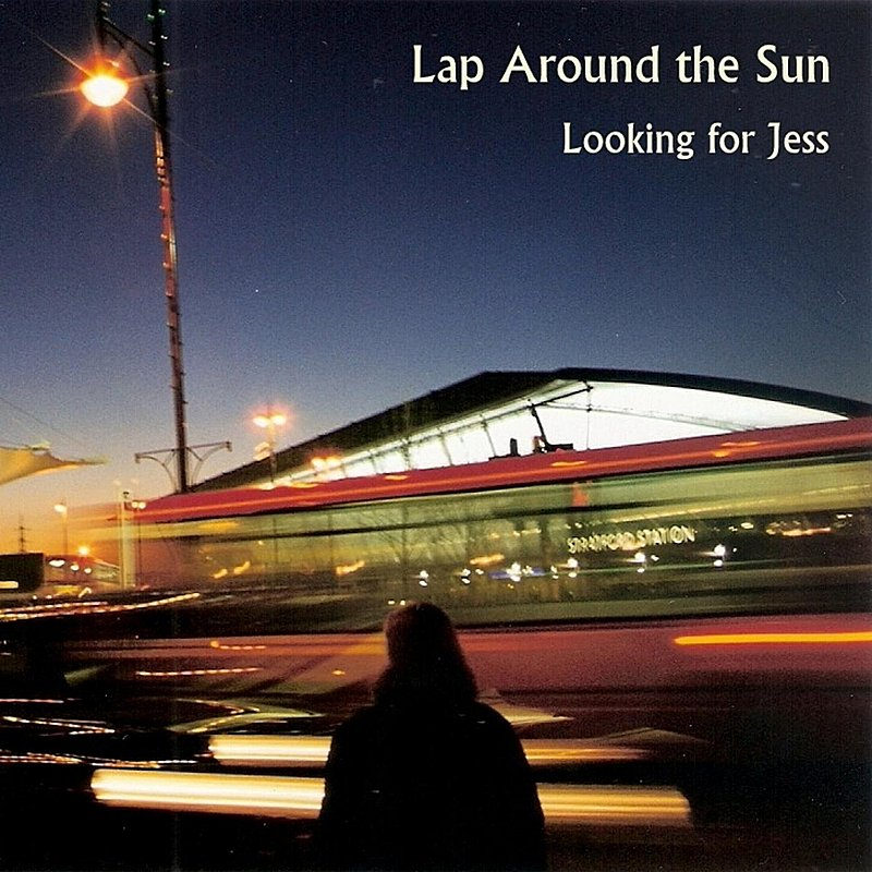 Cover Art: Looking For Jess