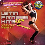 Cover Art: Latin Fitness Hits 2014 (The Latin Hits For Your Workout: Kuduro Dembow Salsa Merengue Bachata Reggaeton Mambo Sertanejo Cubaton Bolero Cumbia)