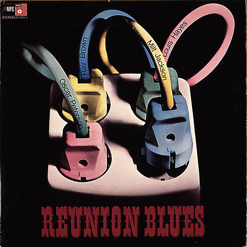 Cover Art: Reunion Blues (Remastered Anniversary Edition)
