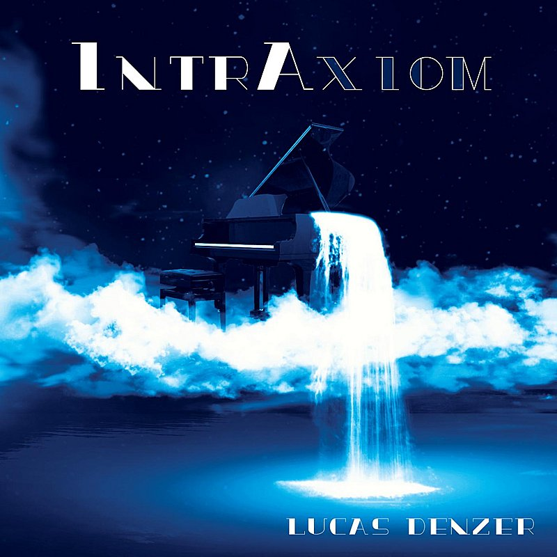Cover Art: Intraxiom