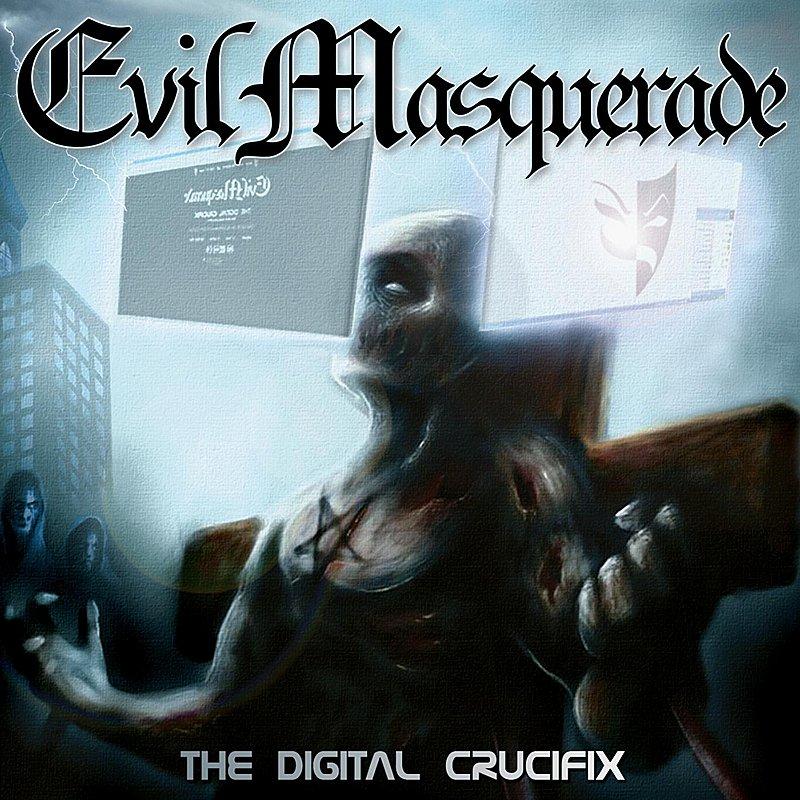 Cover Art: The Digital Crucifix