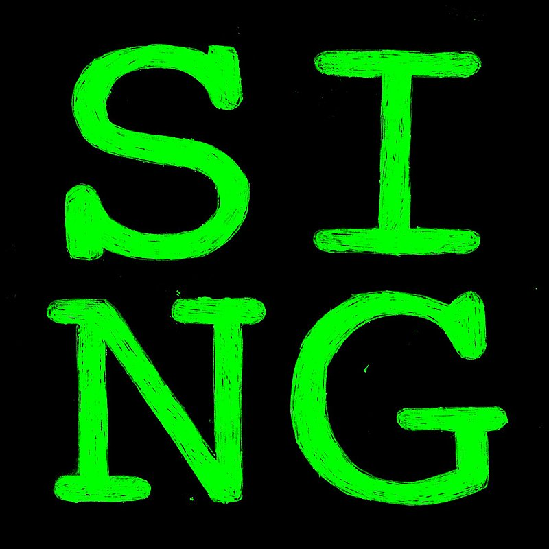 Cover Art: Sing