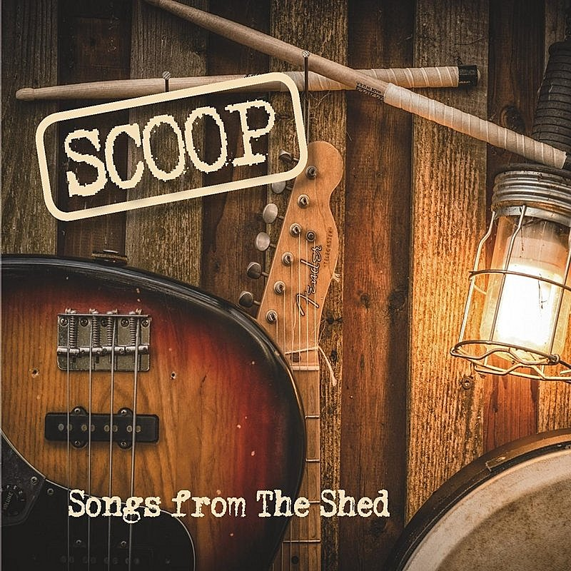 Cover Art: Songs From The Shed