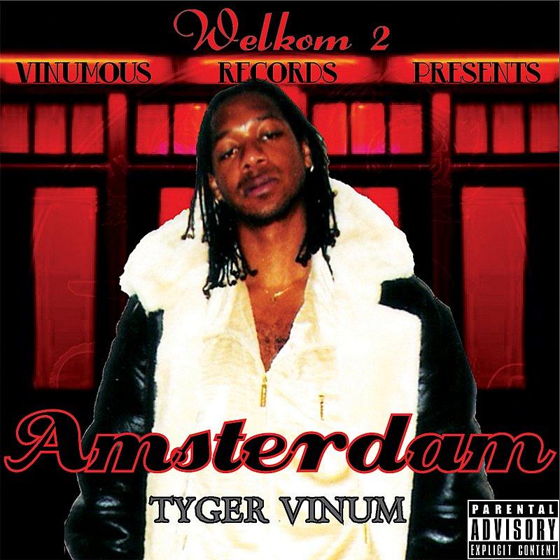 Cover Art: Welkom 2 Amsterdam