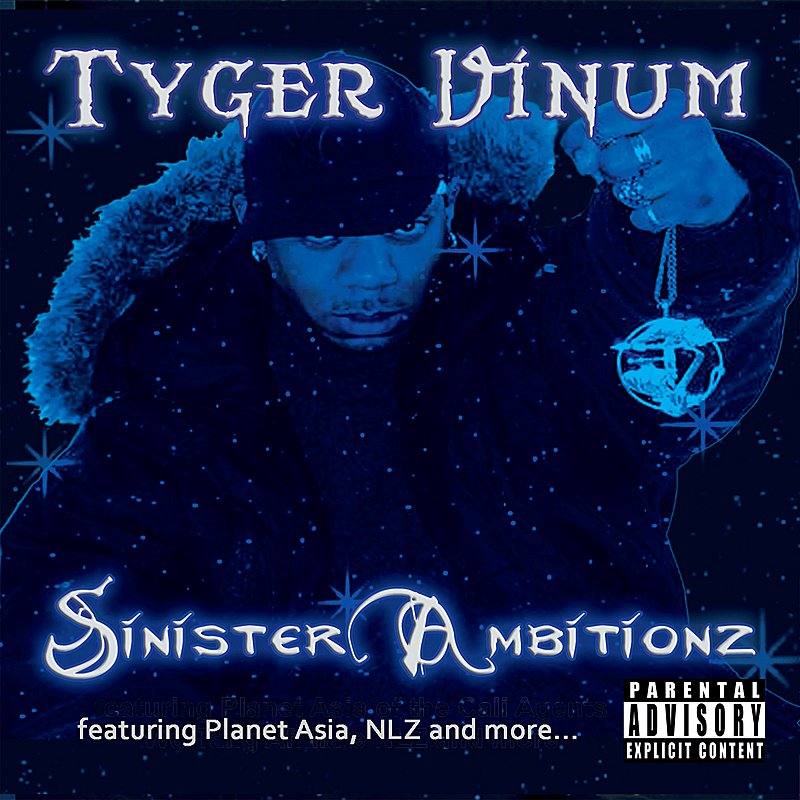 Cover Art: Sinister Ambitionz