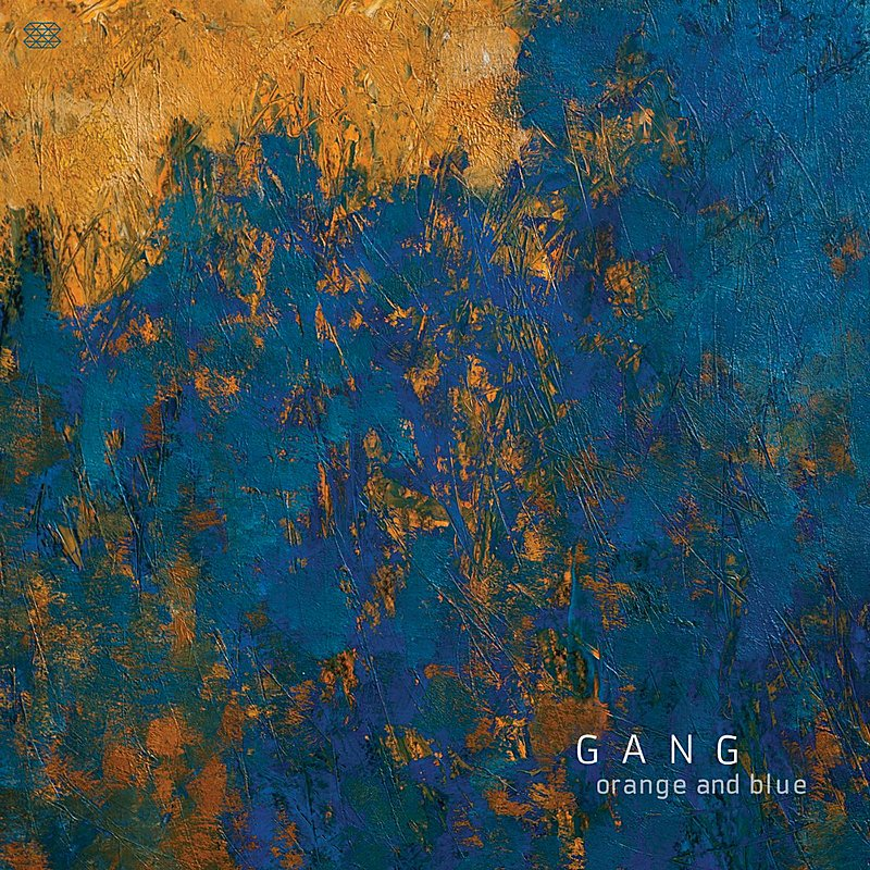 Cover Art: Orange And Blue