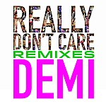 Cover Art: Really Don't Care Remixes