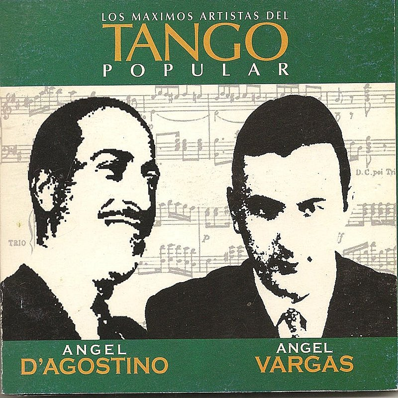 Cover Art: D Agostino Vargas - Tango Popular
