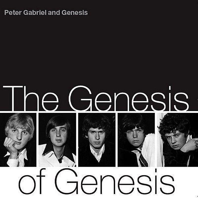 Cover Art: The Genesis Of Genesis