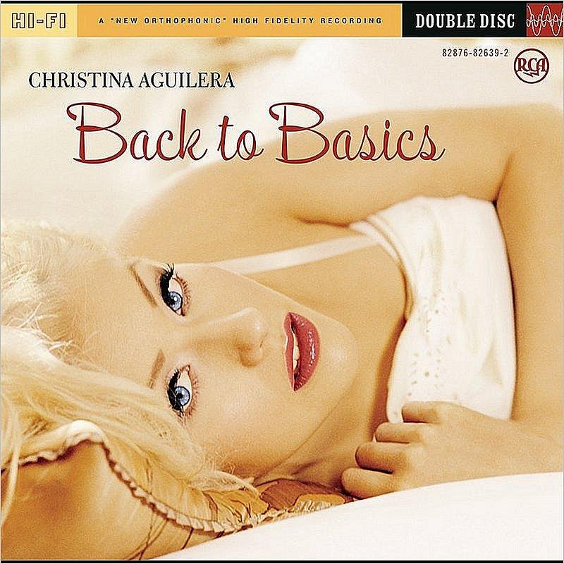Cover Art: Back To Basics