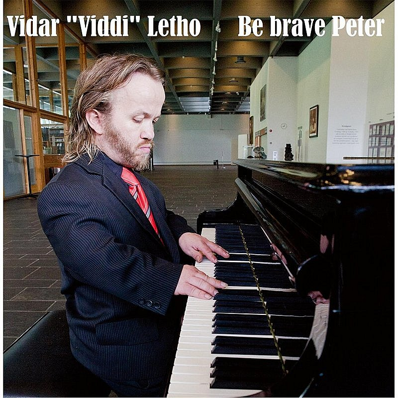 Cover Art: Be Brave Peter (Piano Version)