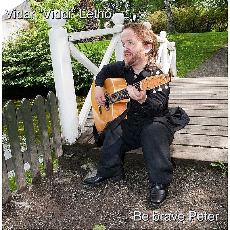 Cover Art: Be Brave Peter (Guitar Version)