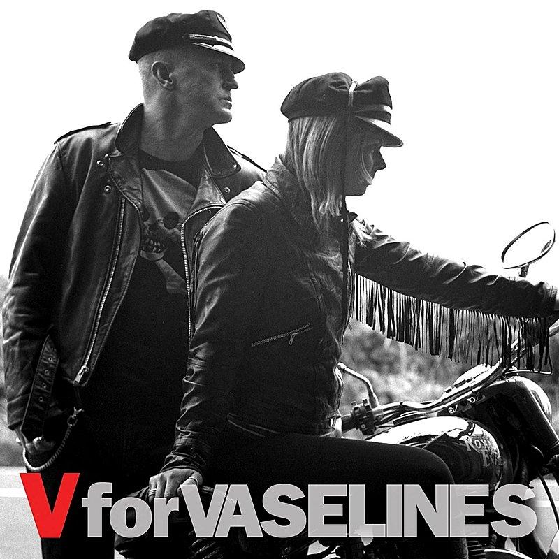Cover Art: V For Vaselines