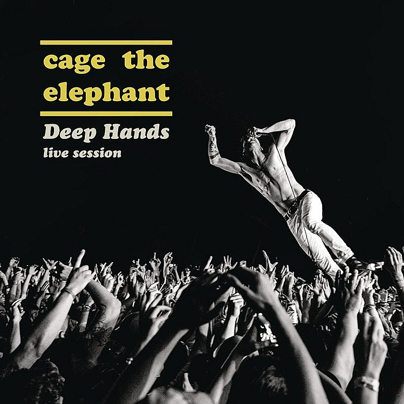 Cover Art: Deep Hands: Live Session