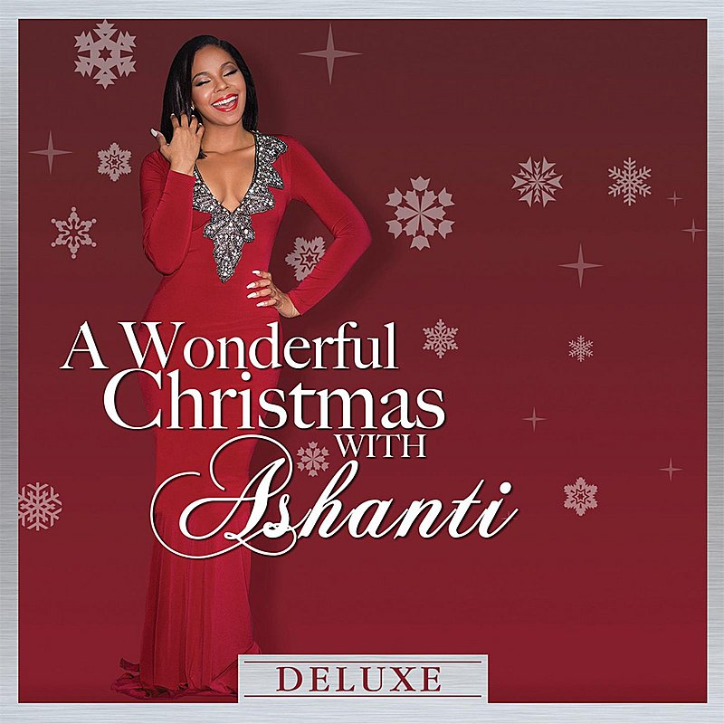 Cover Art: A Wonderful Christmas With Ashanti (Deluxe)