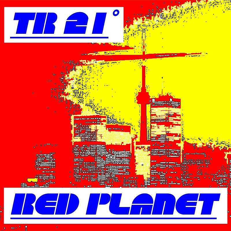 Cover Art: Red Planet