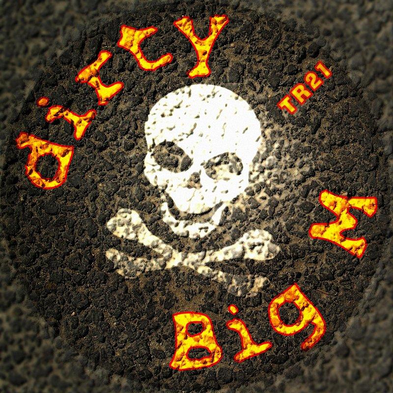 Cover Art: Dirty Big M