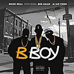 Cover Art: B Boy (Feat. Big Sean & A$ap Ferg)