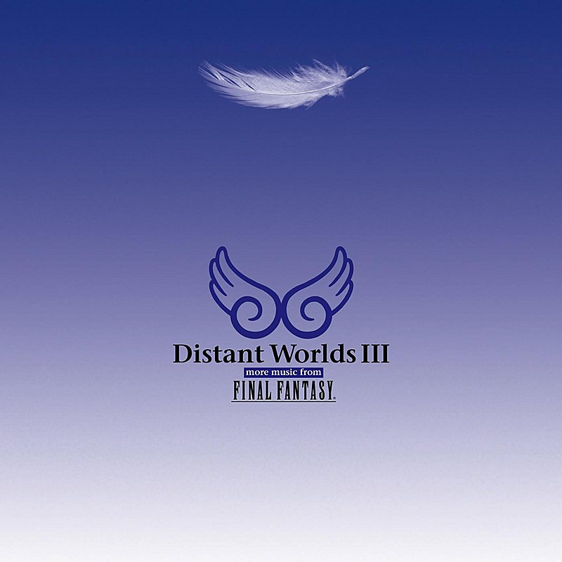 Cover Art: Distant Worlds III: More Music From Final Fantasy