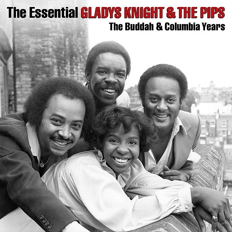 Cover Art: The Essential Gladys Knight & The Pips