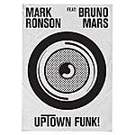 Cover Art: Uptown Funk (Remixes)