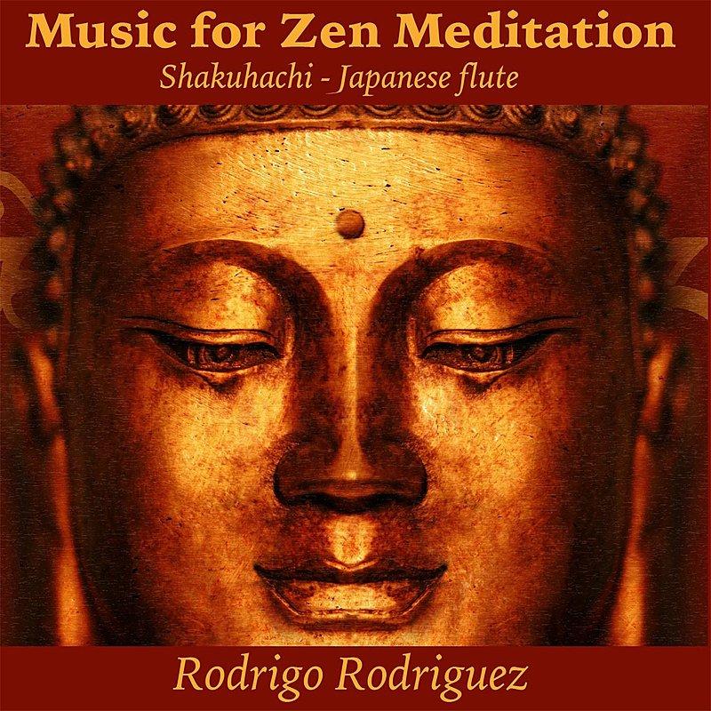 Cover Art: Music For Zen Meditation (Shakuhachi Japanese Flute)