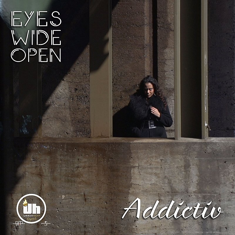 Cover Art: Eyes Wide Open (Radio Edit) (Ken Lewis Version)