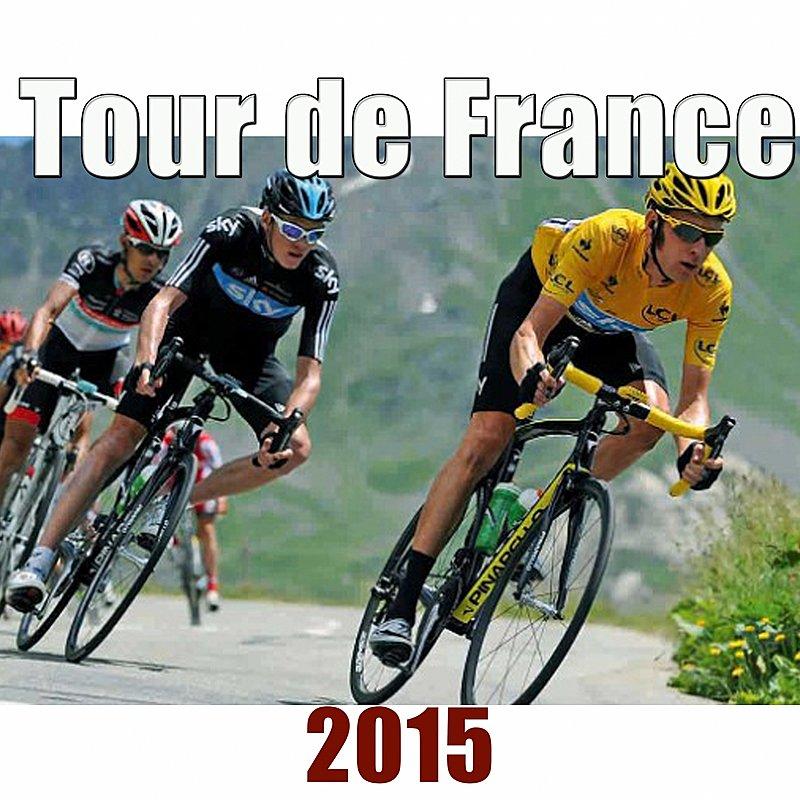 Cover Art: Tour De France 2015