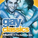Cover Art: Almighty Gay Classics: Volume 1 - The Definitive 90s