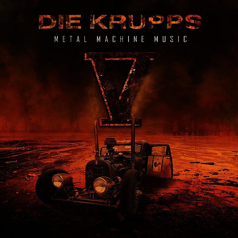 Cover Art: V - Metal Machine Music