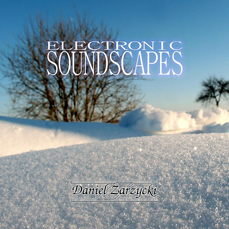Cover Art: Electronic Soundscapes