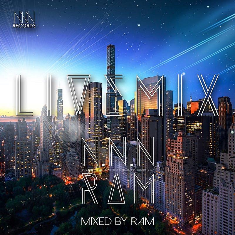 Cover Art: N. N. N Live DJ Mix Mixed By Ram