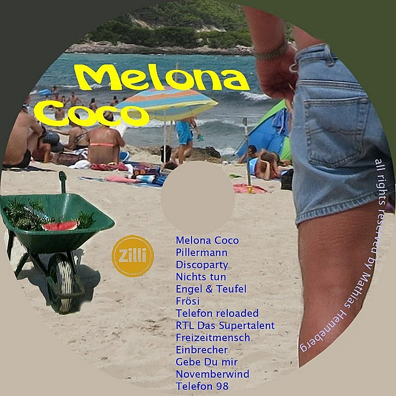 Cover Art: Melona Coco