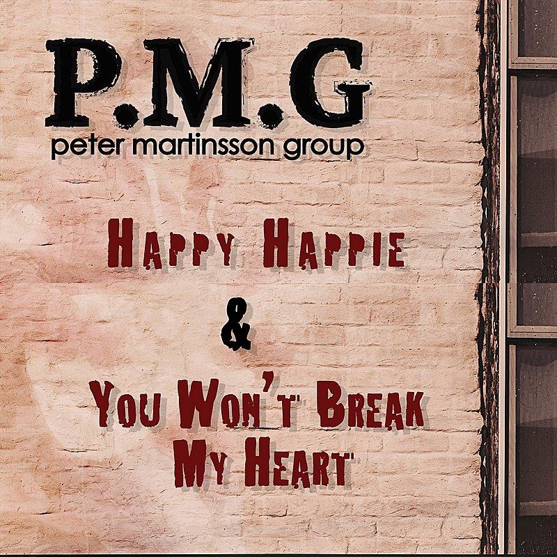 Cover Art: Happy Happie / You Won't Break My Heart