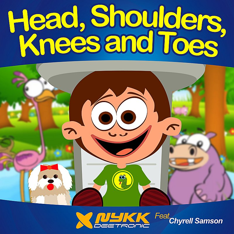 Cover Art: Head, Shoulders, Knees And Toes