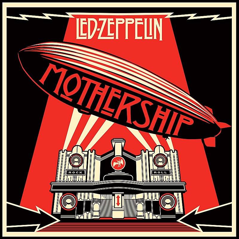 Cover Art: Mothership (Remastered)