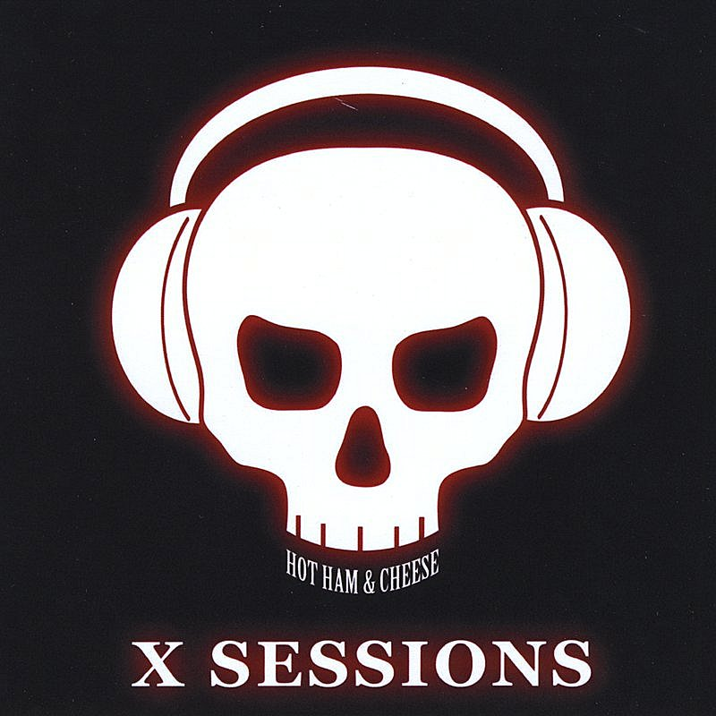 Cover Art: X Sessions