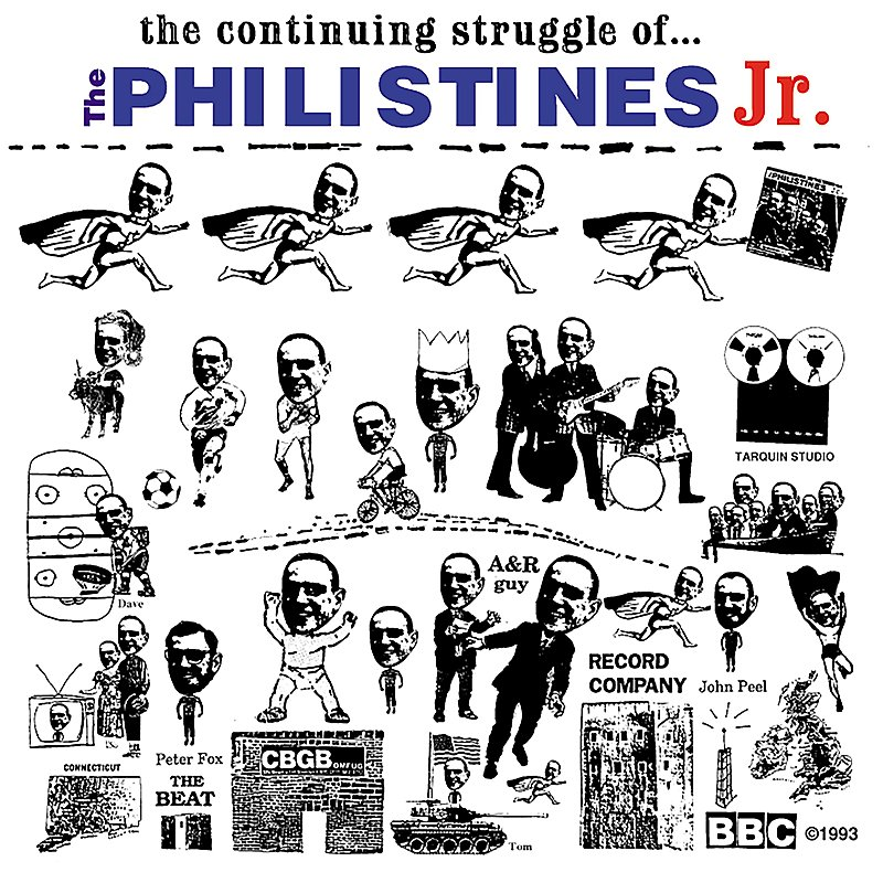 Cover Art: The Continuing Struggle Of...