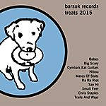 Cover Art: Barsuk Records Treats 2015