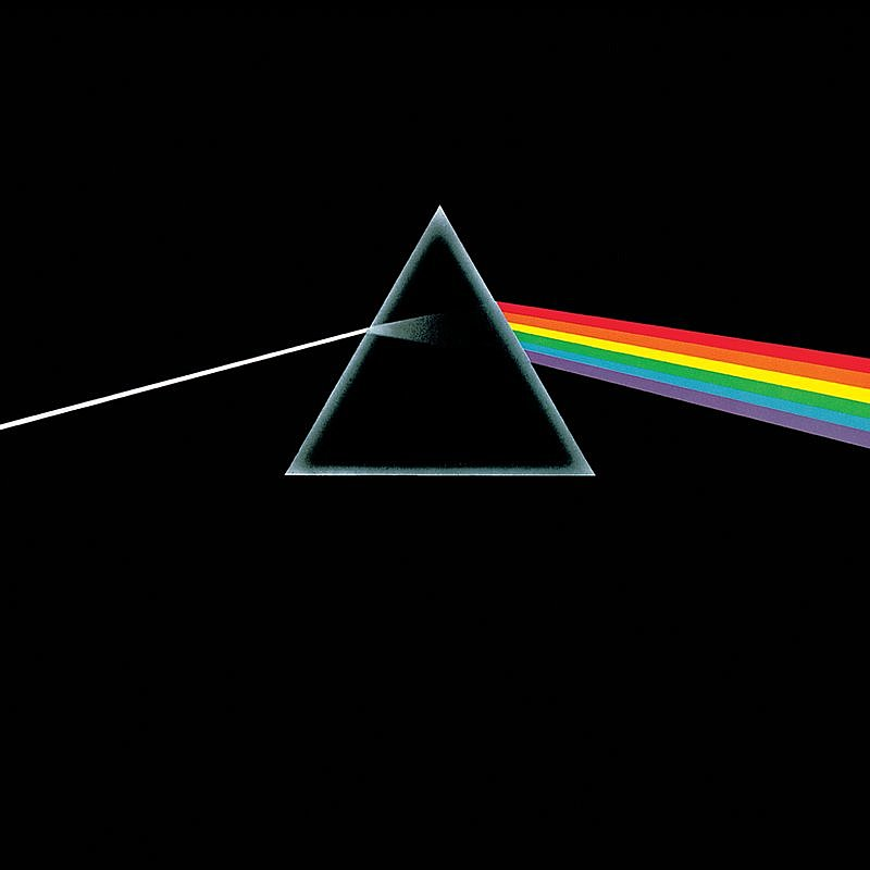 Cover Art: The Dark Side Of The Moon